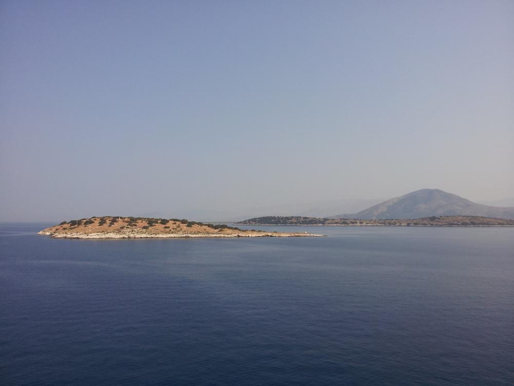 IN GRECIA: A SPASSO NELL'EPIRO. Parte 1: Parga e le sue spiagge (1/6)