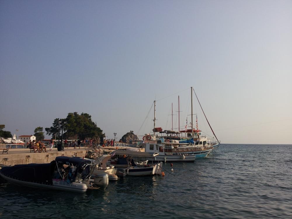 IN GRECIA: A SPASSO NELL'EPIRO. Parte 1: Parga e le sue spiagge (4/6)
