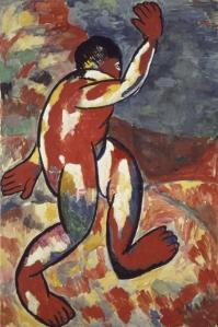 Bather, 1911