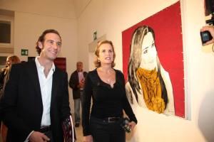 Kerry Kennedy e Andrea Montinari ph. Massimino Foto