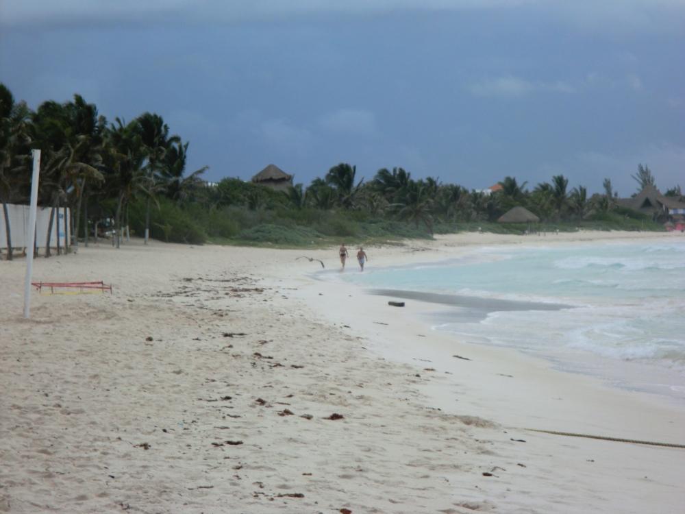 MESSICO E NUVOLE: festeggiare i trent'anni nello Yucatan (2/6)