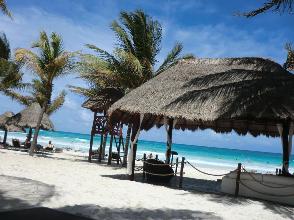 MESSICO E NUVOLE: festeggiare i trent'anni nello Yucatan (1/6)