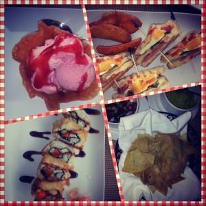 Nachos, burritos e gelato allo snack bar del Catalonia Royal Tulum ph viaggioscrivoamo.com