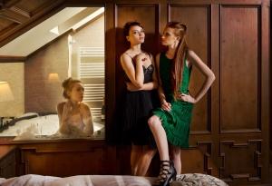 foto campagna Hotel Ambra Cortina
