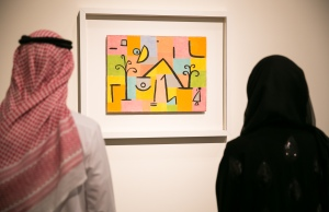 Birth of a Museum in Abu Dhabi - Oriental-sweet di Paul Klee (1880 - 1940) at Birth of a Museum