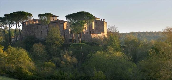Castel Monastero www.castelmonastero.com