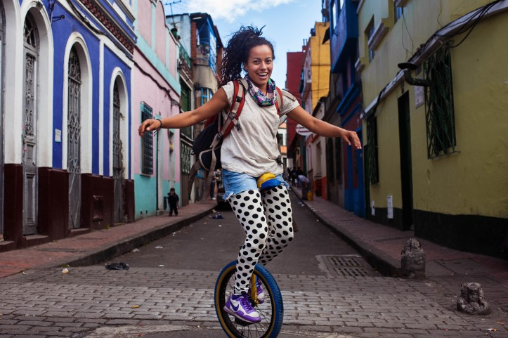 Bogotà, Colombia Foto Mihaela Noroc