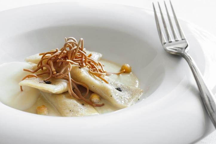 Ceci dentro la tria, Antonio Raffaele, ristorante Folie