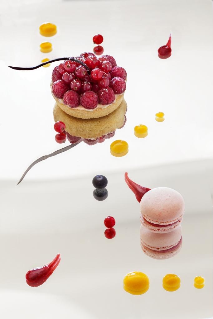 dessert Antonio Raffaele, ristorante Folie, Lecce